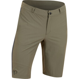 PEARL iZUMi Journey Shorts Men pale olive/smoke grey